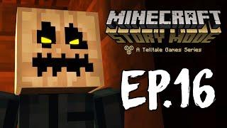 Minecraft: Story Mode - Эпизод 6 - Маньяк на Охоте!