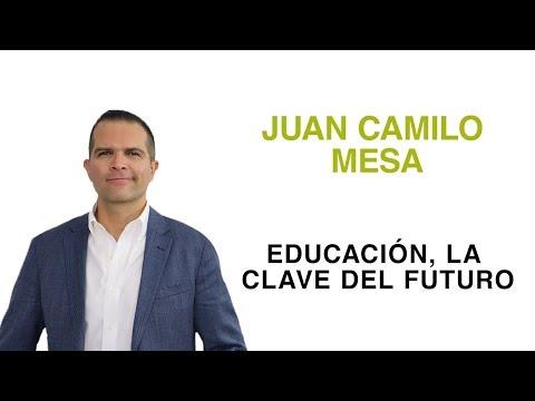 Educación, La Clave del Futuro | Ft. Camilo Mesa