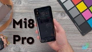 Xiaomi Mi8 Pro Recenzja - Ten tył jest genialny! | Robert Nawrowski