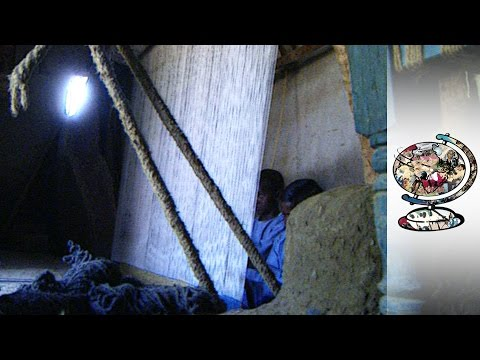 Carpet Trade Funded by Child Labour in India (1998)