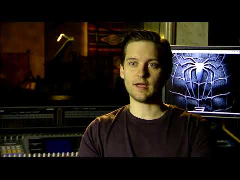Spider-Man 3: The Video Game - Behind The Scenes With Tobey Maguire (HD)