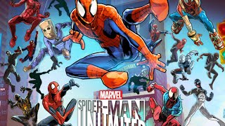 SpiderMan Unlimited Full Gameplay Walkthrough