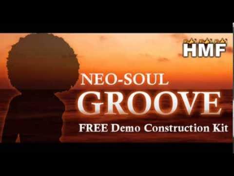Neo Soul Groove FREE Construction Kit (www.HotMusicFactory.com)