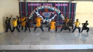 Yeh Desh Hai Veer Jawanon Ka [Remix]L.V.M School Choreography By Manish & Govinda 2013-14