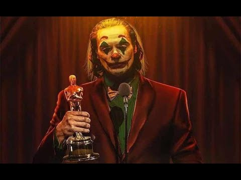 Х/ф «Джокер» вручение Оскара 2020