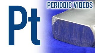 Platinum - Periodic Table Of Videos