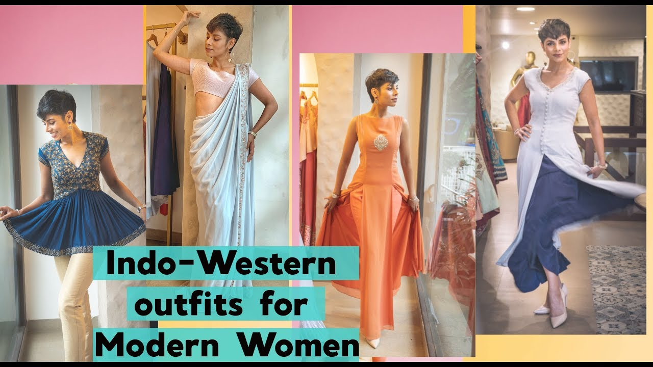 How To Create Wearable Modern Indo-Western Looks of 2019/Minimalist Stylish Outfit Ideas