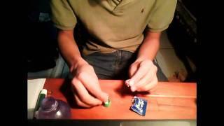 como hacer un mini cohete de agua