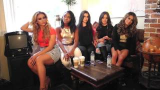 Fifth Harmony talk 'Worth It', 'Reflection' and girl power