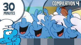 30 minutes de Schtroumpfs • Compilation 4 • Les Schtroumpfs
