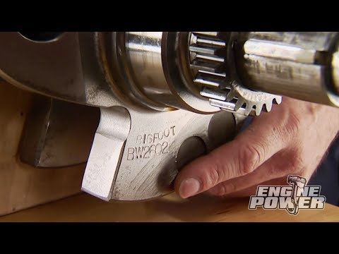 The Original BigFoot Engine Build Part 2 - Engine Power Season 2, Episode 5