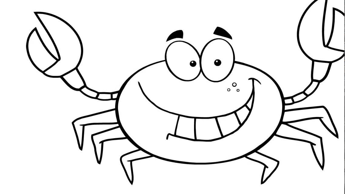 Comment Dessiner Crabe