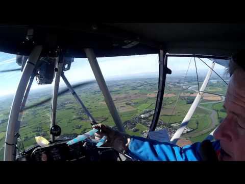 Microlite flying experience 17/09/16 part II