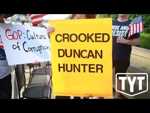 Duncan Hunter Jr. Wins, Despite Being Indicted