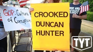 Duncan Hunter Jr. Wins, Despite Being Indicted