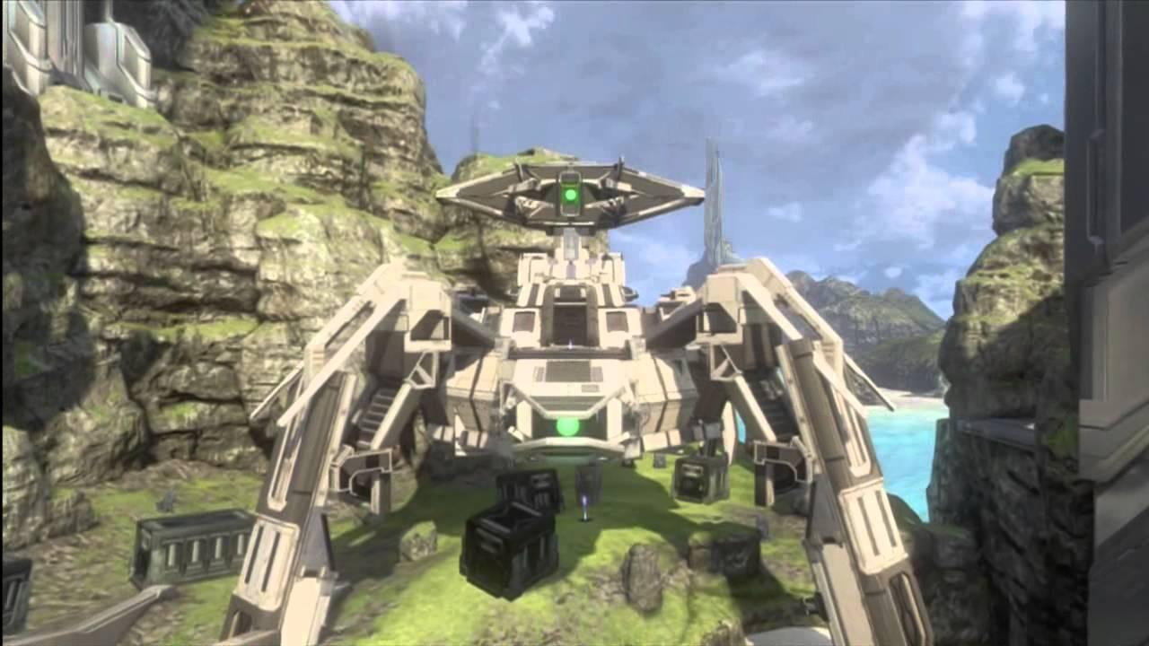 Halo 4 Scarab