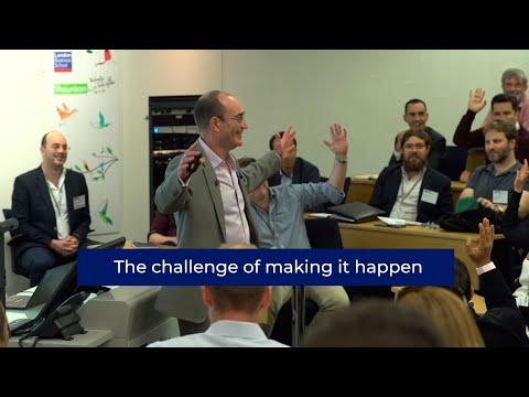 The challenge of making it happen l London Business School