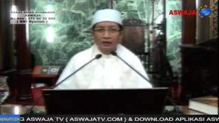 Kh Nasaruddin Umar Memahami Hakekat Shalat