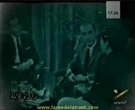 Farid El-atrash e Abdel Halim Hafez