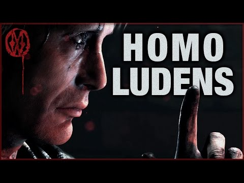 Homo Ludens or: Kojima's Evolution of Mankind (Death Stranding)   Monsters of the Week