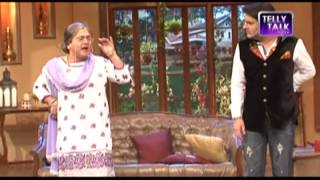 Comedy Nights with Kapil : UNSEEN ACT - Kapil Sharma & Ali Asgar
