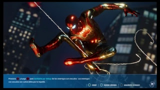 Nochesita De Marvel Spiderman Ps4 /Matias Gaming