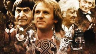 Doctor Who - The Five Doctors (1983) Music by Peter Howell