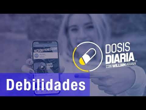 Download Dosis Diaria Roka - Debilidades