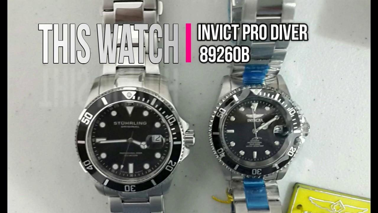 Stuhrling Original 417 02 Aquadiver Regatta Espora Watch Unboxing