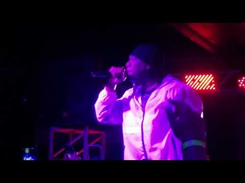 KRS-ONE freestyle 2 at Montage Music Hall in Rochester, NY
