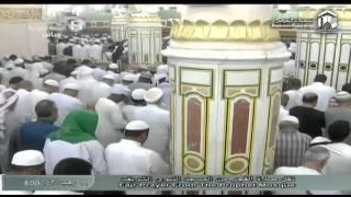 18/04/2016 Sh Hameed imitates Sh Muhammad Ayoub in Masjid an-Nabawi in Fajr prayer