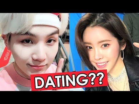 suga and suran dating rumours
