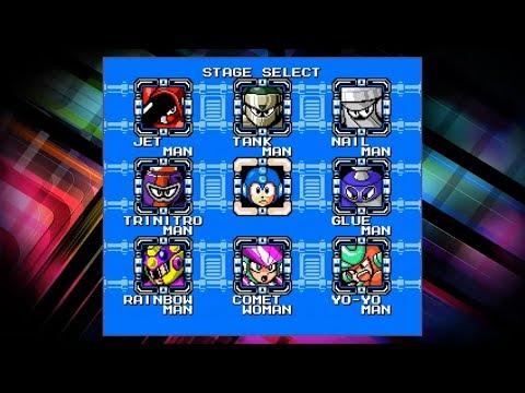 Mega Man Unlimited - Part 1: Nailing the Nitro