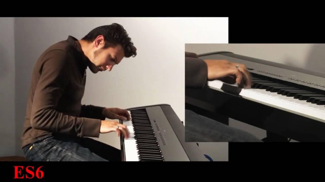 kawai es6 digital piano demo youtube. Black Bedroom Furniture Sets. Home Design Ideas
