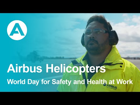World Day for Safety and Health at Work - Airbus