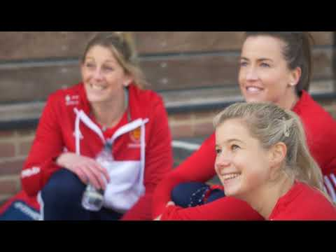 Behind The Scenes With England Hockey