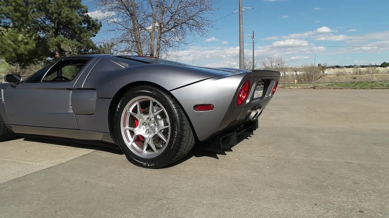Colorado Detail Ford Gt  Owners Review