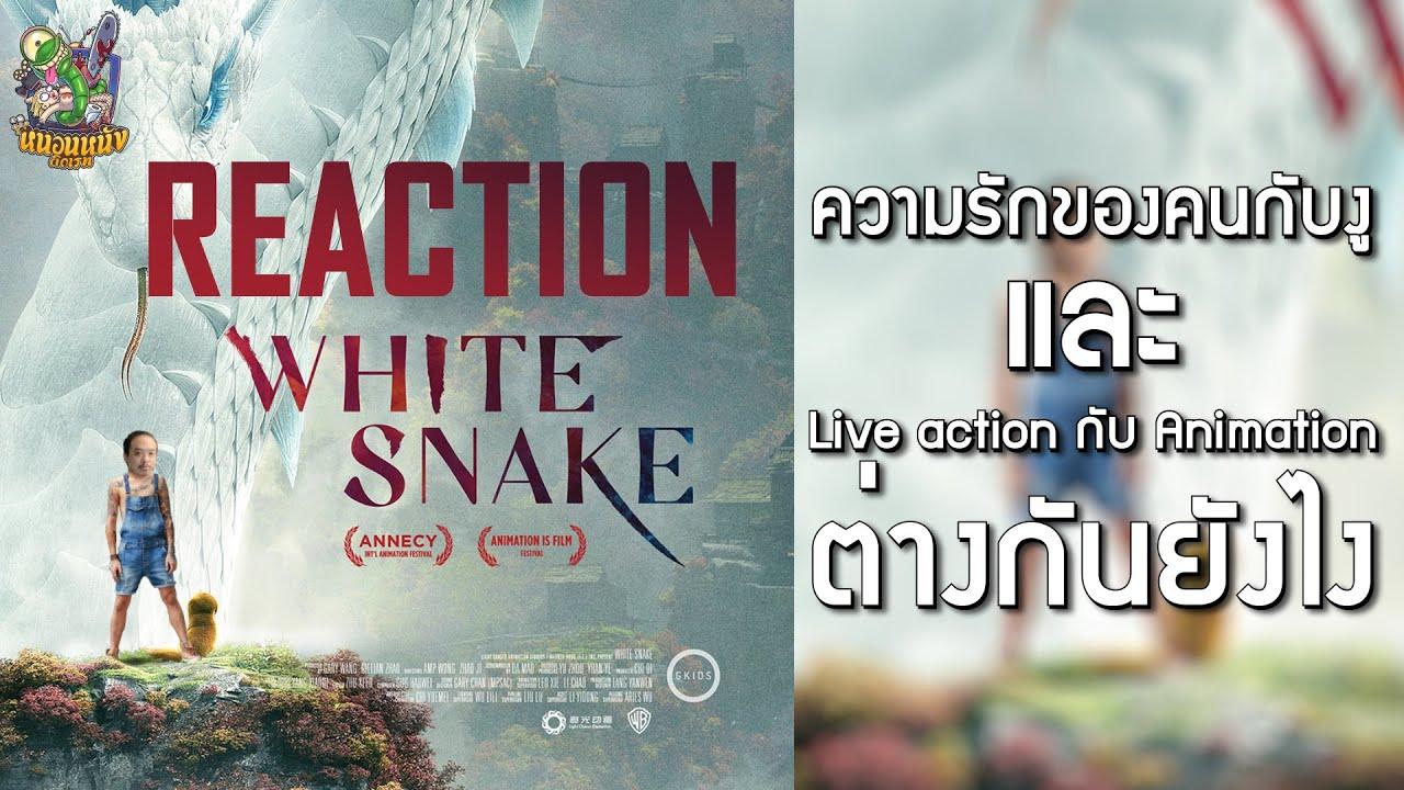 ความรักของคนกับงูและ Live action กับ Animationต่างกันยังไง White Snake [ หนอนหนังติดเรท ]