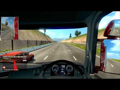 Cheese & Onion Haulage 2 - Euro Truck Simulator 2