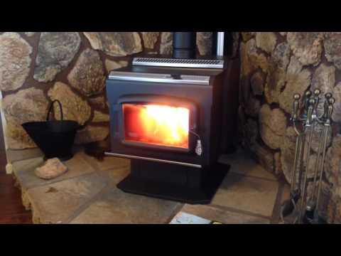 Drolet HT2000 - Extra Large Wood Burning Stove