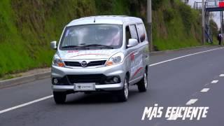 Minivan Gratour de Foton - Test drive