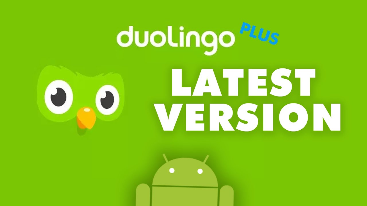 Duolingo Plus APK (Android) - MOD+OFFLINE