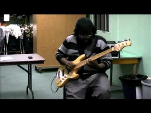 Gospel Bass Lesson featuring Steve McKinney @ GospelChops.com