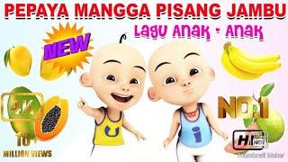 Download Mp3 Pepaya Mangga Pisang Jambu Lagu Anak Indonesia Lagu Lucu