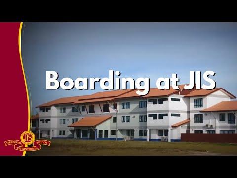 Boarding - Jerudong International School (JIS Brunei)