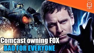 IF Comcast Buys FOX the Marvel properties are Screwed