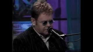Elton John - Can You Feel The Love Tonight (Live)