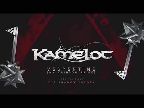 KAMELOT - Vespertine (My Crimson Bride) (Official Lyric Video) | Napalm Records