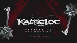 KAMELOT - Vespertine (My Crimson Bride) (Official Lyric Video) | Napalm Records
