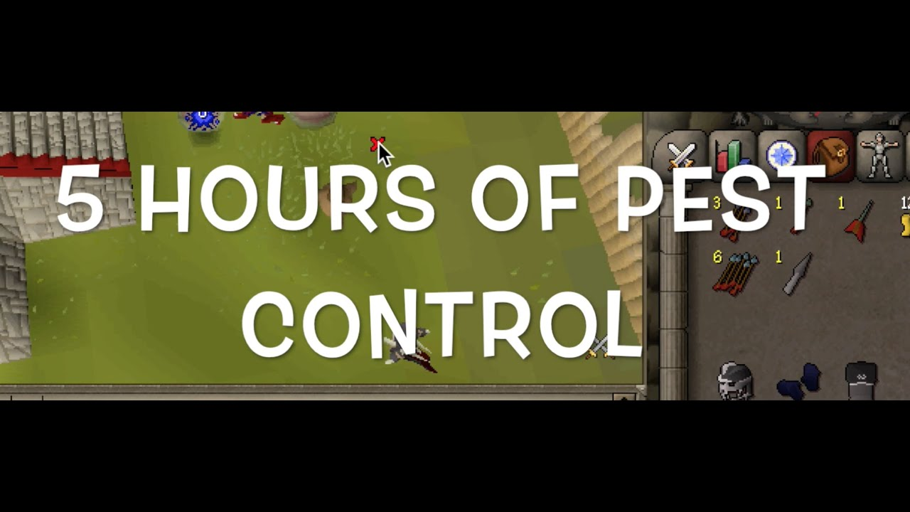 how to get to pest control runescape 2007